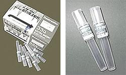 世界最細のディスポーザブル(使い捨て)注射針「33G」